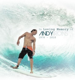 Andy Irons, Surf Legend, World Master